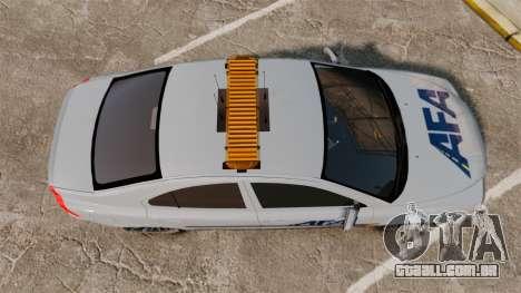 Volvo S60 AFA [ELS] para GTA 4 vista direita