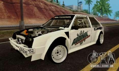 VAZ 2108 RDA para GTA San Andreas