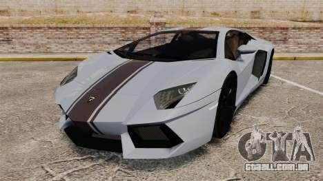 Lamborghini Aventador LP700-4 2012 [EPM] para GTA 4