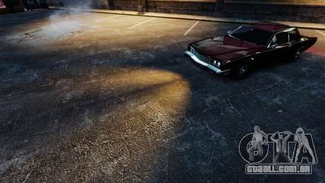 Luz laranja para GTA 4