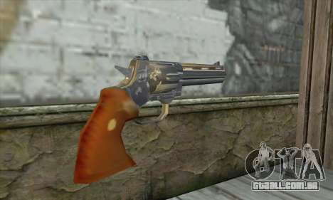 The Walking Dead Revolver para GTA San Andreas segunda tela