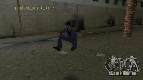 Animação do GTA Vice City Stories para GTA Vice City sétima tela