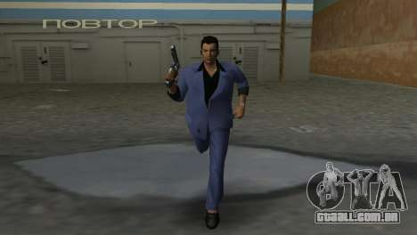Animação do GTA Vice City Stories para GTA Vice City segunda tela