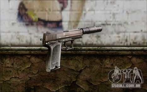 G17 pistol para GTA San Andreas segunda tela