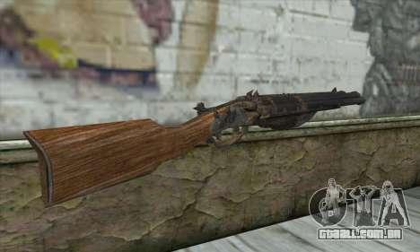 Blundergat para GTA San Andreas segunda tela