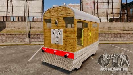 Trem-Toby- para GTA 4