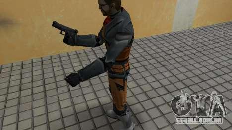 Armas de Manhunt para GTA Vice City segunda tela