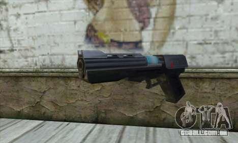 A arma de Star Wars para GTA San Andreas