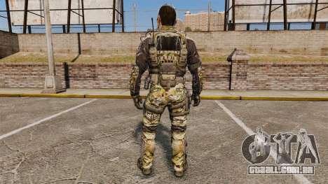 David Mason v2 para GTA 4 segundo screenshot