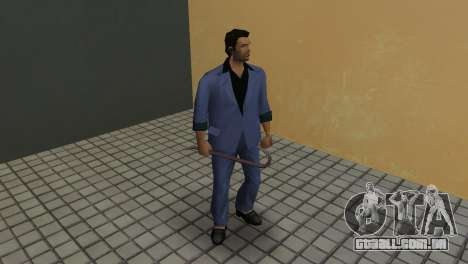 Armas de Manhunt para GTA Vice City por diante tela