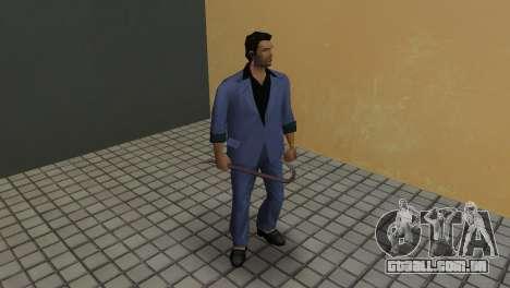 Armas de Manhunt para GTA Vice City por diante tela
