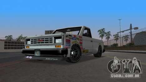 Bobcat Turbo para GTA Vice City