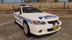 Ford Falcon XR8 Police Western Australia [ELS]