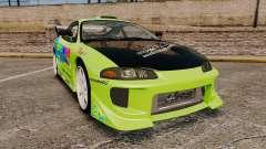 Mitsubishi Ecplise GS 1995 Racing Style