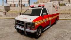 Brute FDLC Ambulance
