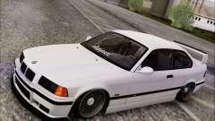 BMW M3 E36 Hellaflush