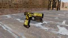 Pistola Glock De 20 De Floresta para GTA 4