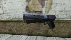 A arma de Star Wars