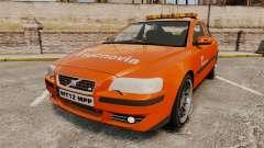 Volvo S60 tecnovia [ELS] para GTA 4