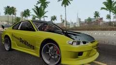 Nissan Silvia S15 Romanian Drifters para GTA San Andreas