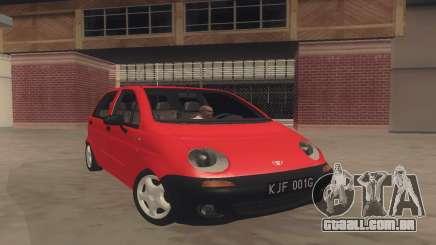 Daewoo Matiz I SE 1998 para GTA San Andreas