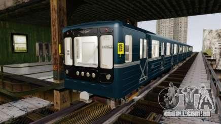 Cabeça de estacionamento subterrâneo modelos 81-717 para GTA 4