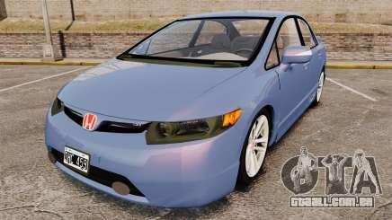 Honda Civic Si 2008 para GTA 4