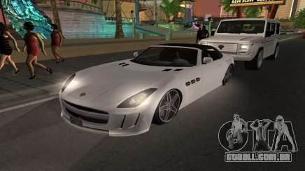 Benefactor Surano GTA V para GTA San Andreas