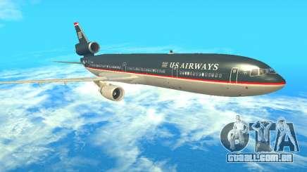 McDonnell Douglas MD-11 US Airways para GTA San Andreas