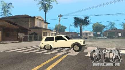 VAZ 21214 Avtosh para GTA San Andreas