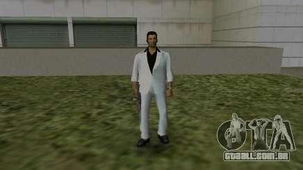 Terno Branco para GTA Vice City