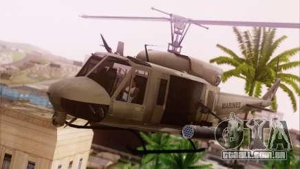 Bell UH-1N Twin Huey para GTA San Andreas