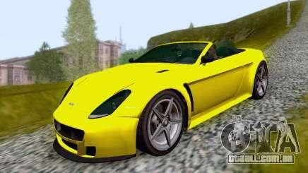 GTA V Rapid GT Cabrio para GTA San Andreas