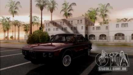 BMW 3.0 CSL 1971 para GTA San Andreas
