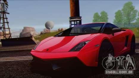 Lamborghini Gallardo LP570-4 Edizione Tecnica para GTA San Andreas