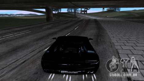 New Roads v1.0 para GTA San Andreas sexta tela