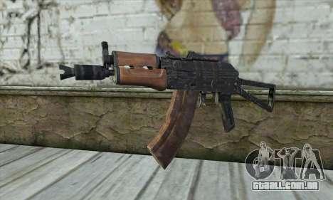 AKC-74У para GTA San Andreas