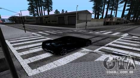 New Roads v1.0 para GTA San Andreas décimo tela