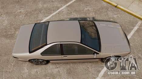 Vapid Fortune GTRS v2.0 para GTA 4 vista direita