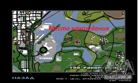 Casas novas no PANOPTICON para GTA San Andreas sexta tela