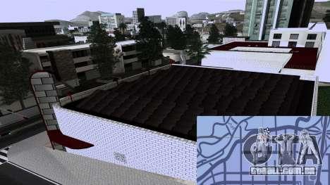 New TransFender para GTA San Andreas quinto tela