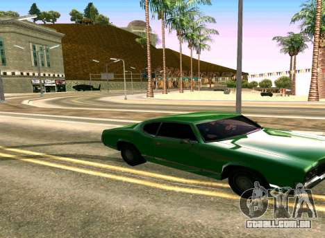 ENBSeries by Sup4ik002 para GTA San Andreas sexta tela