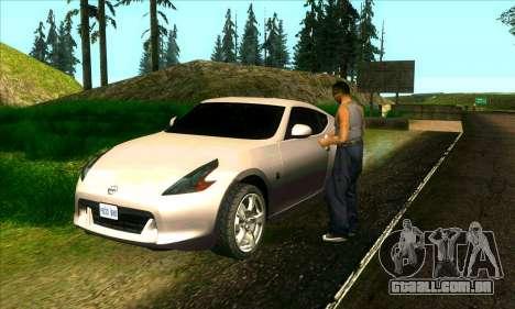 Situação de vida v2.0 para GTA San Andreas