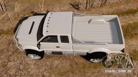 GTA V Vapid Sandking XL wheels v1 para GTA 4 vista direita