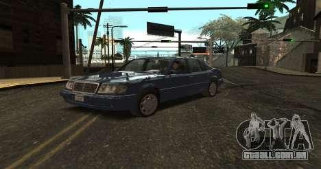 ENB Series for SA:MP para GTA San Andreas sétima tela