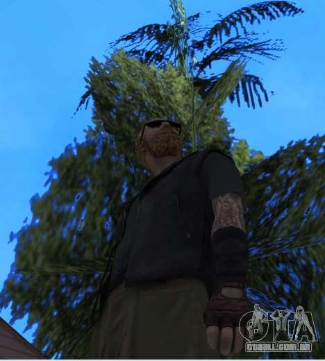New Wmycr para GTA San Andreas por diante tela