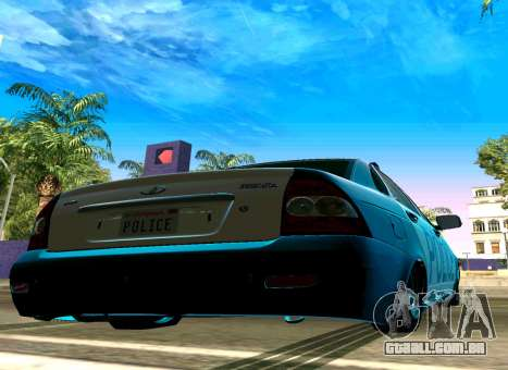ENBSeries by Sup4ik002 para GTA San Andreas terceira tela