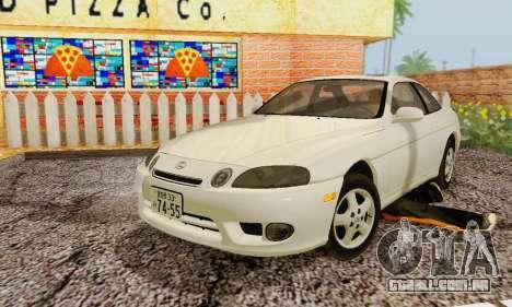 Lexus SC300 v1.01 [ImVehFT] para GTA San Andreas