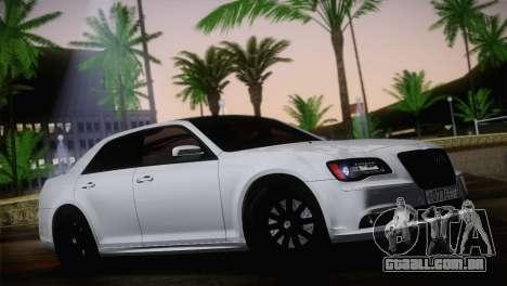 Chrysler 300 SRT8 Black Vapor Edition para GTA San Andreas