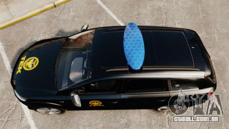 Audi Q7 TEK [ELS] para GTA 4 vista direita